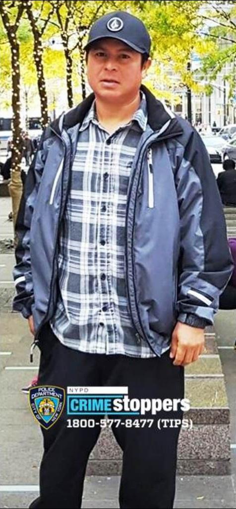 German Avelar, 44, Missing