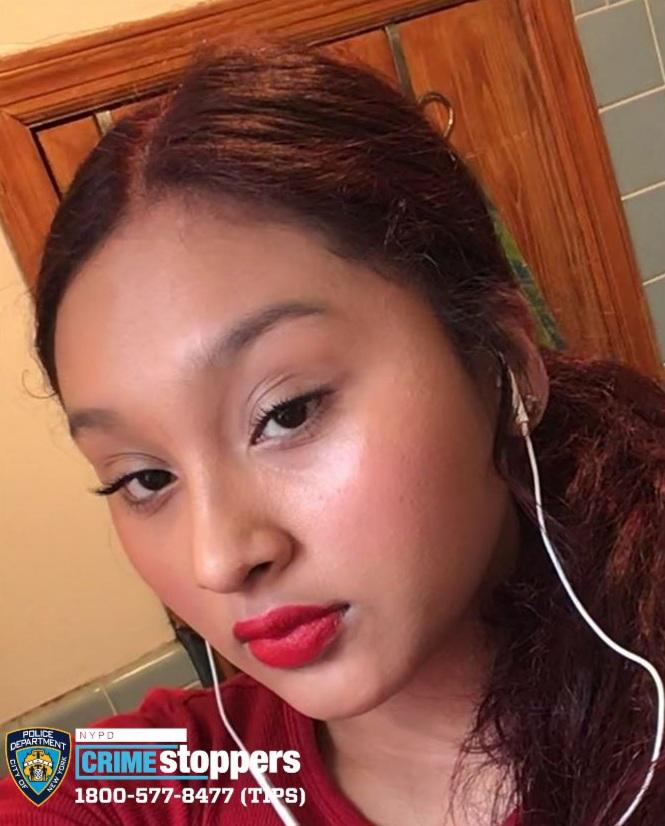 Jasmine Palacios, 15, Missing