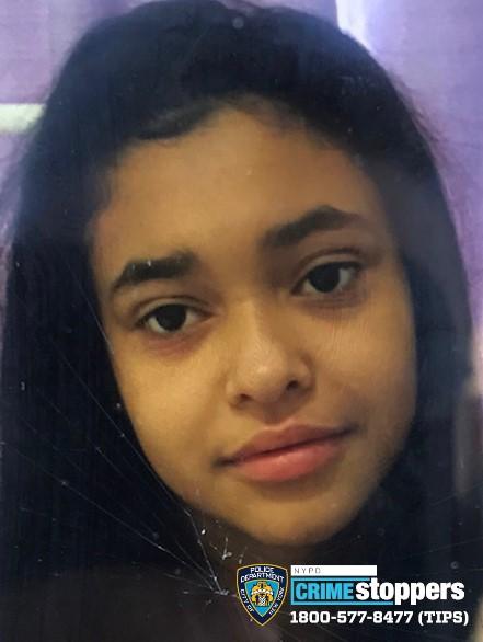 Jazlyn Camacho, 13, Missing