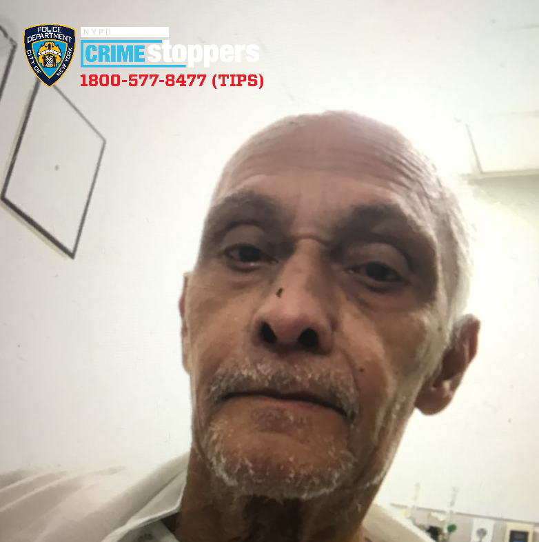 Hose Barreto, 79, Missing