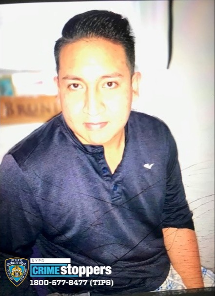 Luis Angel Cambi Dutan, 30, Missing