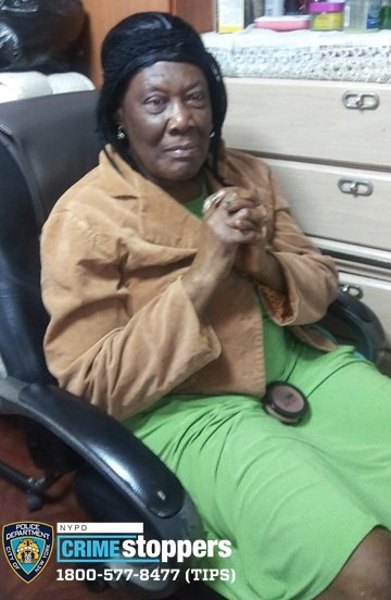 Marie Adeline Lacrete, 73, Missing