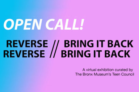 Reverse Reverse // Bring It Back Bring It Back: A Virtual Teen Art Exhibition Open Call