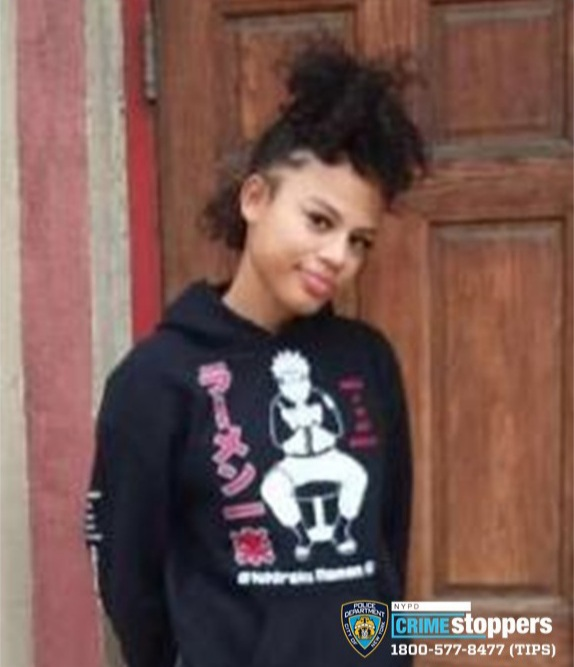 Sade Faux, 15, Missing