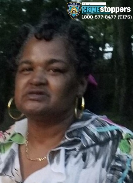 Sherry Parker, 59, Missing