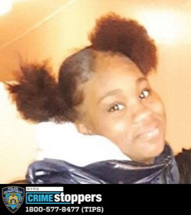 Tyshirah Mackie, 14, Missing