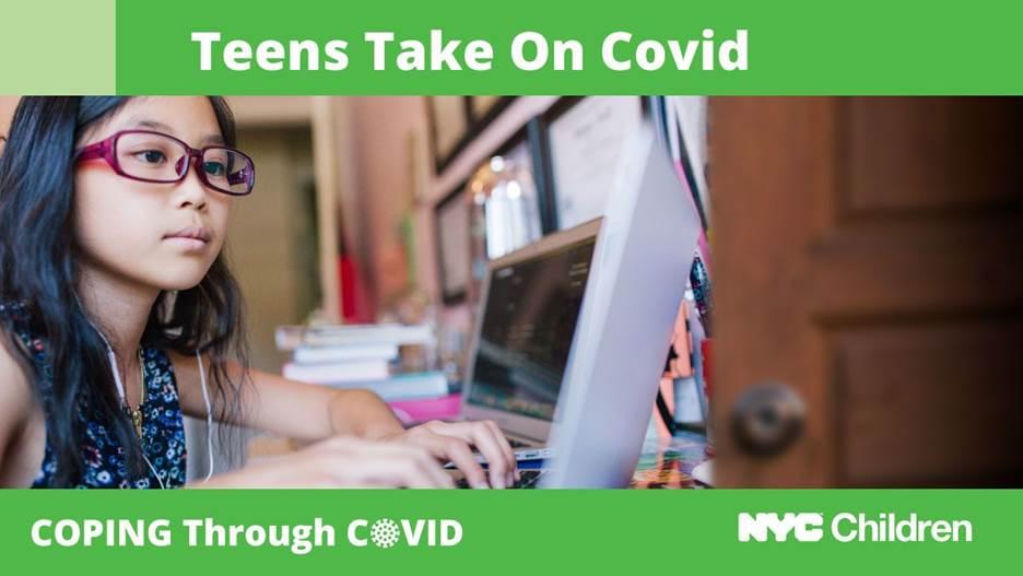 Teens Take On CoViD
