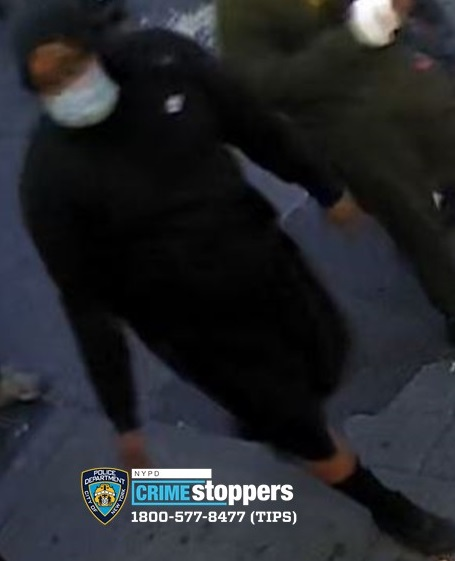 Help Identify An Assault Duo