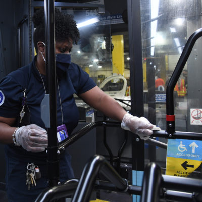 MTA Distribution Of PPE To Reach 2.4 Million Masks & 4.8 Million Pairs Of Gloves This Week