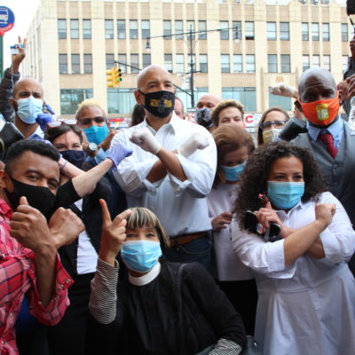Call For Peaceful Protest After Chaos On Fordham Road