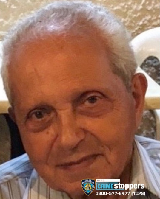 Apostolos Kousoulas, 88, Missing