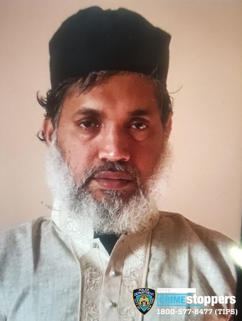 Babbul Meah, 47, Missing