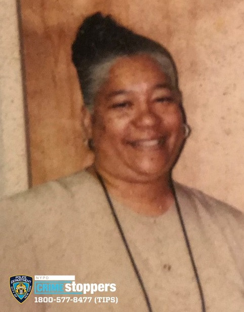Gloria Brown, 69, Missing