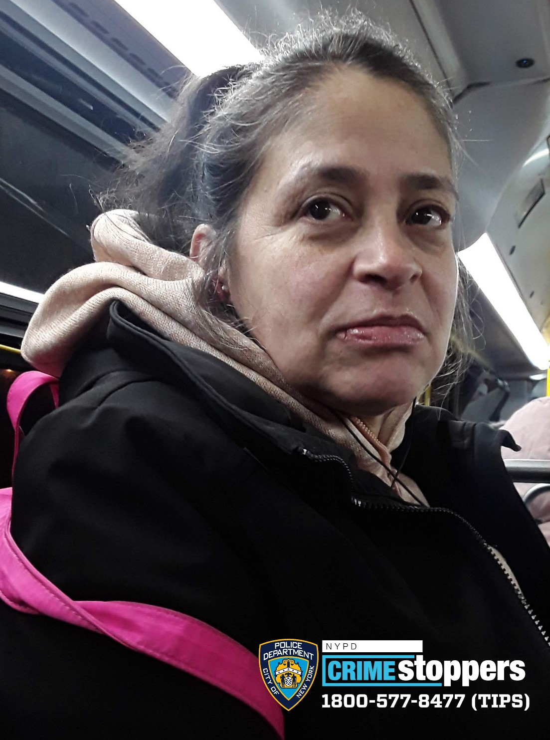 Jane Cordova, 51, Missing