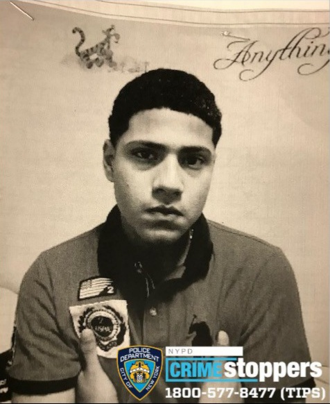 Johnny Santos, 17, Missing