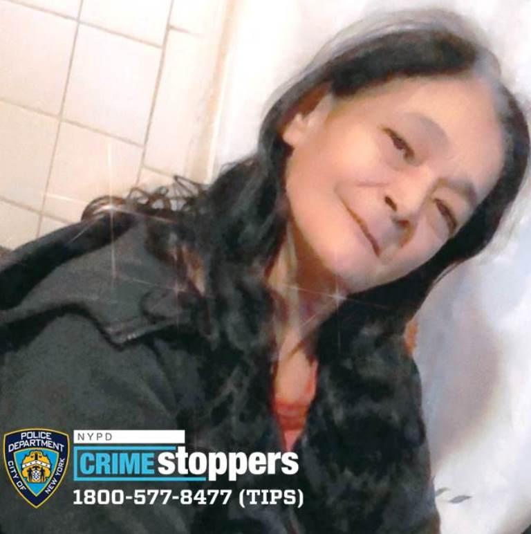Maritza Delgado, 59, Missing