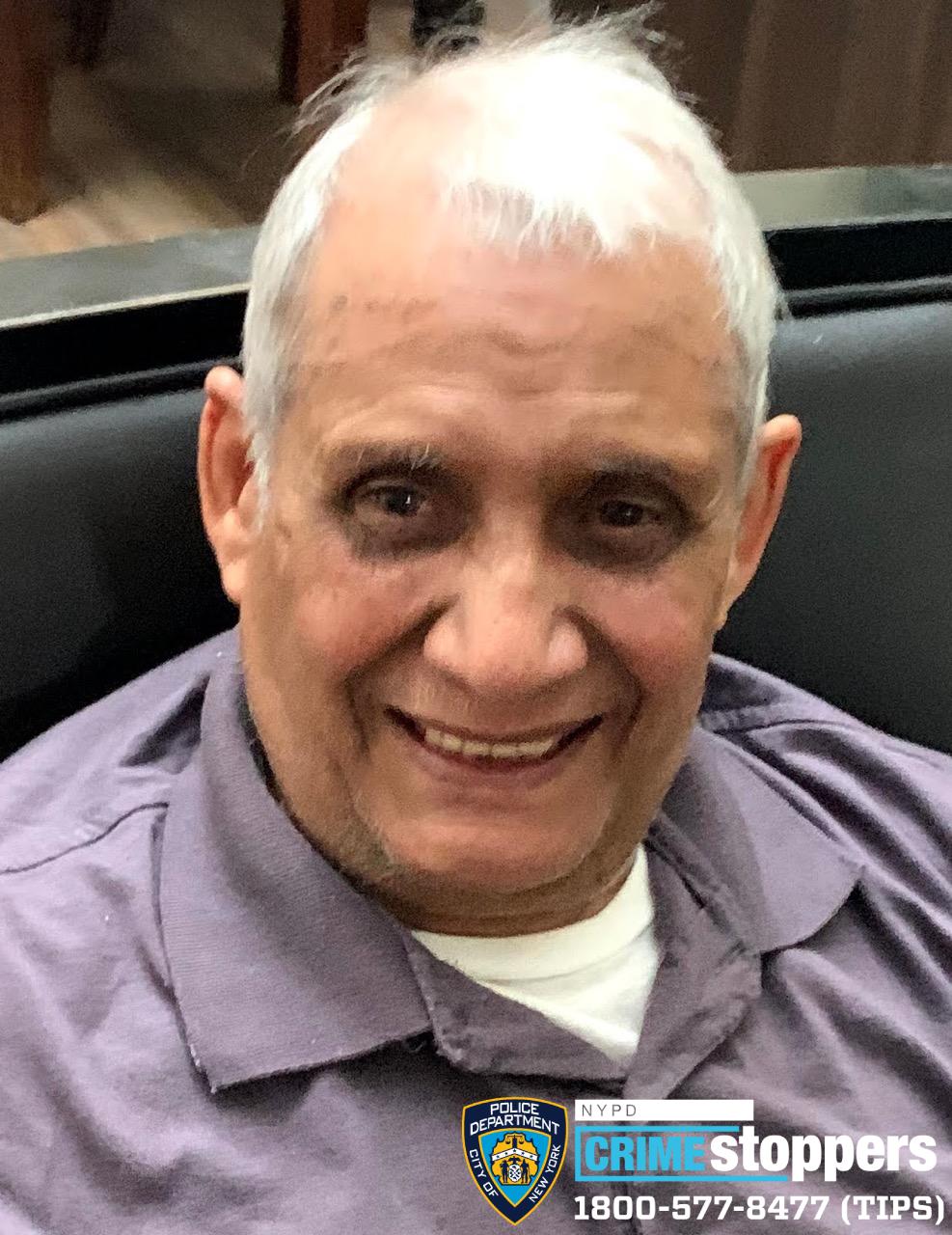 Miguel Polanco, 78, Missing