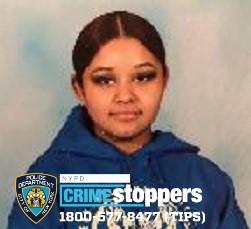 Najah Rodriguez, 15, Missing