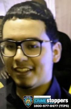 Rafael Barrios, 17, Missing