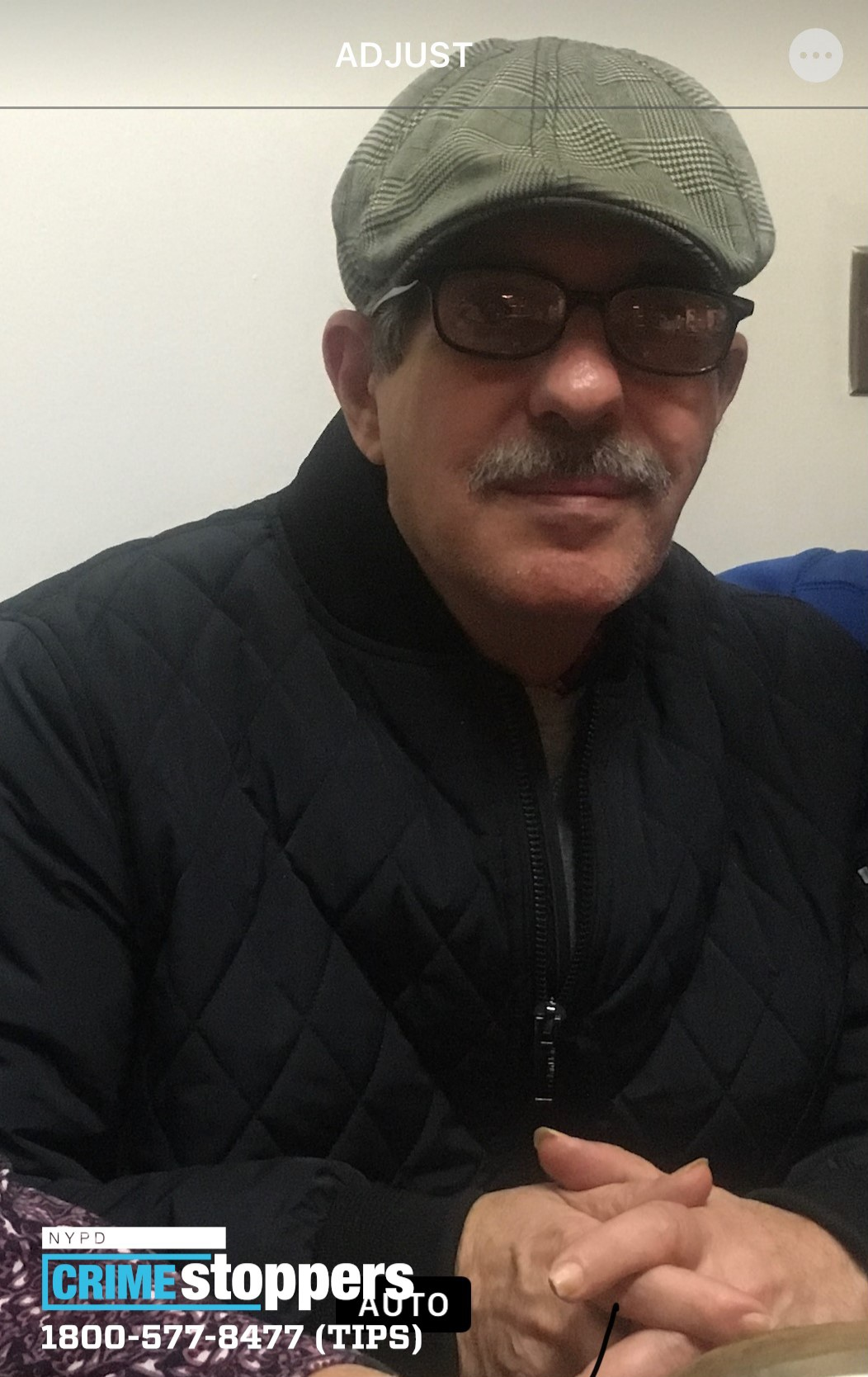 Robert Pierro, 65, Missing