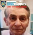 Theodore Giannaris, 81, Missing