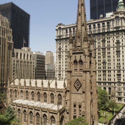 Trinity Church Wall Street Joins Urgent Call For Racial Justice