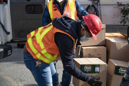 MTA Hits 5 Million Masks & 7 Million Pairs Of Gloves Distributed