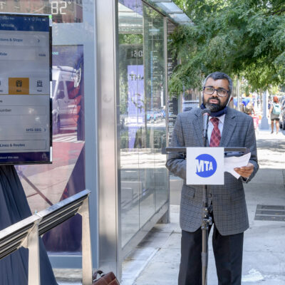 MTA Announces New Real-Time Bus Ridership Tracker