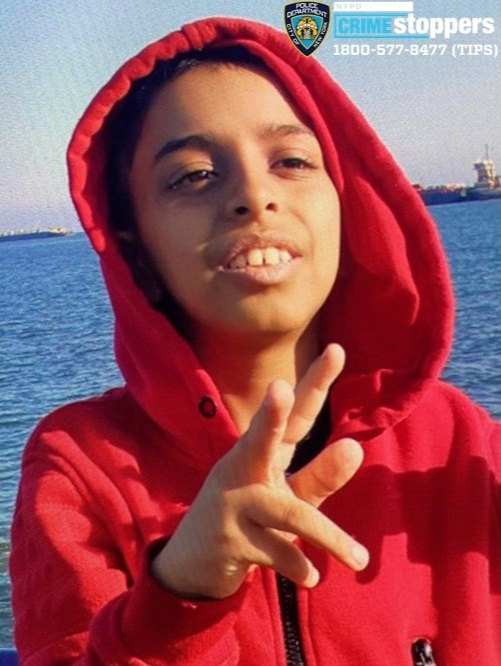 Abdullah Alwakzeh, 11, Missing