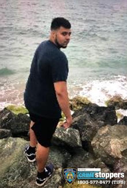 Alex Maldonado, 23, Missing