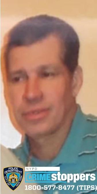 Angel Quinones, 64, Missing