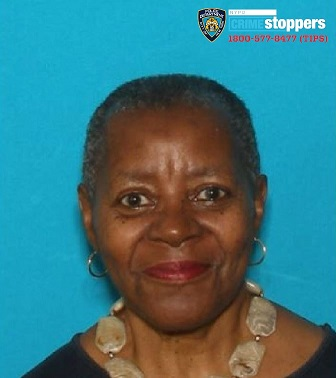 Bernadette McCoy, 72, Missing