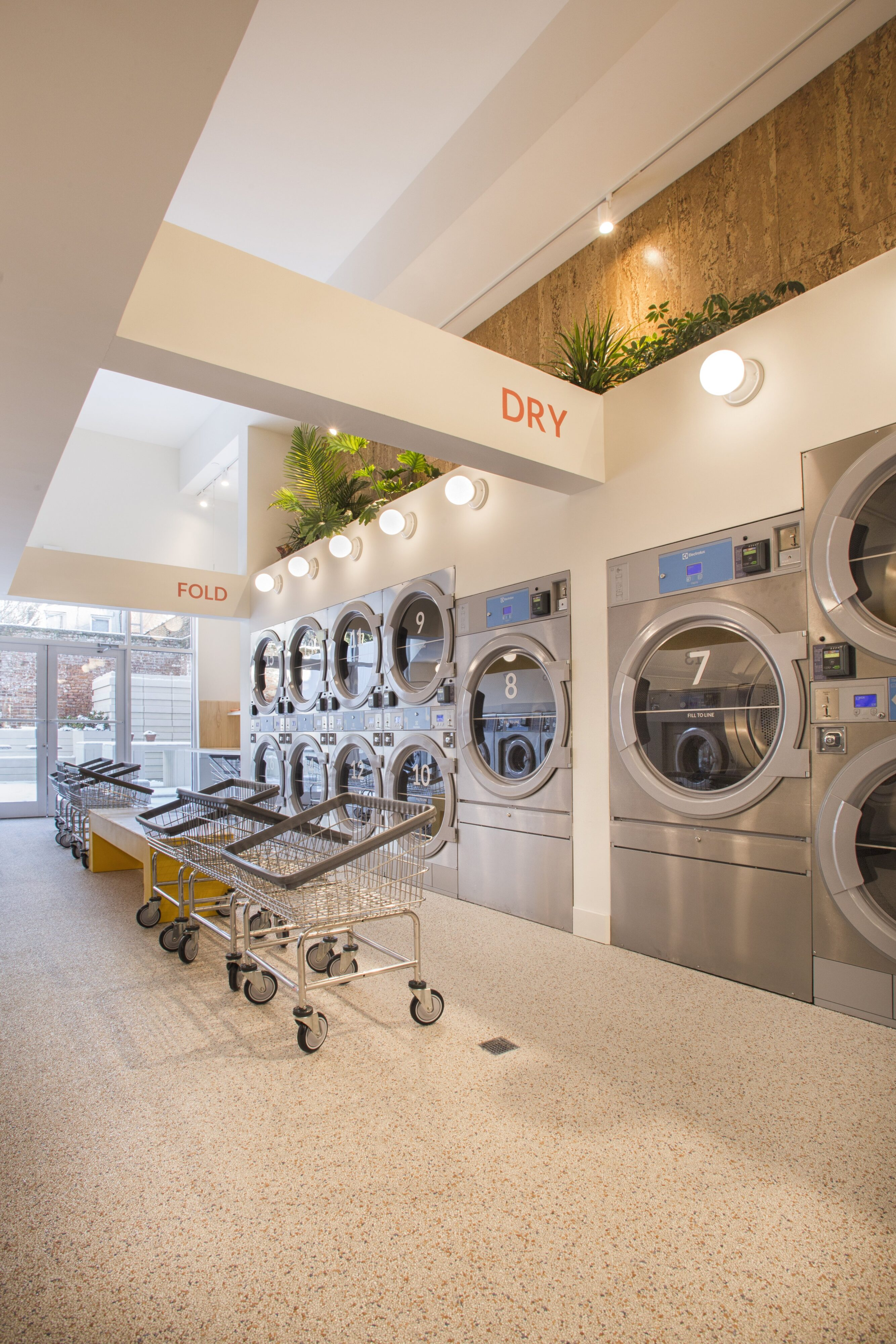 Eco-Friendly Laundromat In Brooklyn Carries On Amid Pandemic