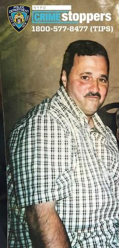 Frank Turrisi, 62, Missing