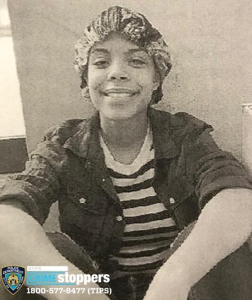 Maridas Anderson, 17, Missing