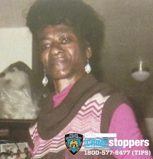 Marjorie Daniels, 60, Missing