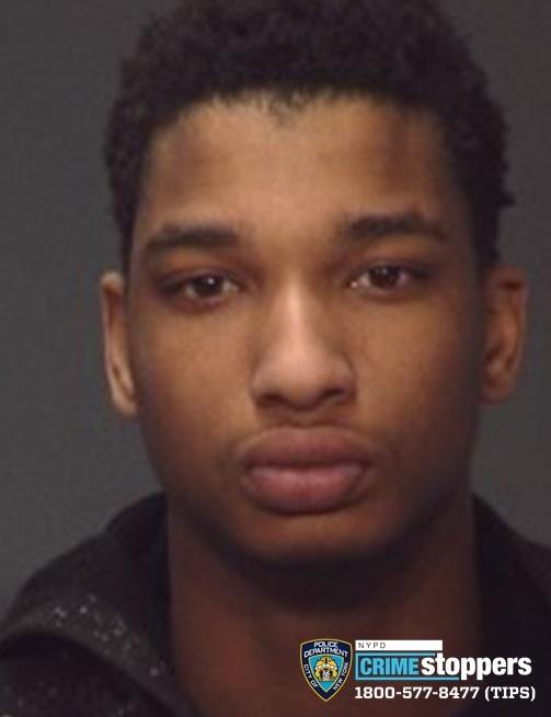 Najhim Luke, 22, Wanted For The Murder Of Brandon Hendricks, 17
