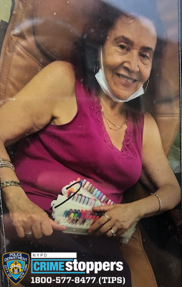 Paula Kelsey, 76, Missing
