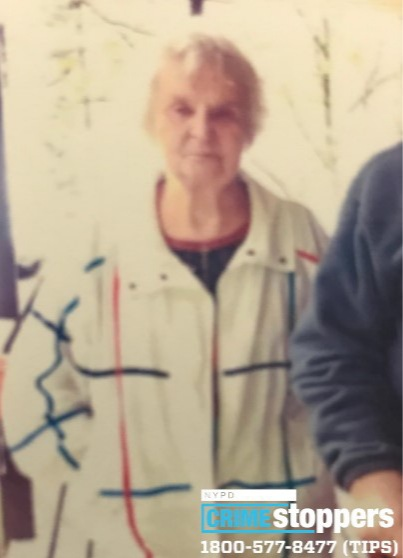 Terttu Ovaska, 88, Missing