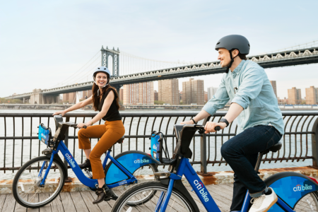 Celebrating The 100 Millionth Citi Bike Ride