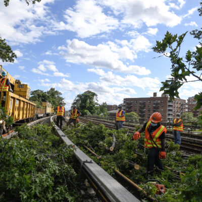Additional Service Restorations On LIRR & Metro-North Following Tropical Storm Isaias