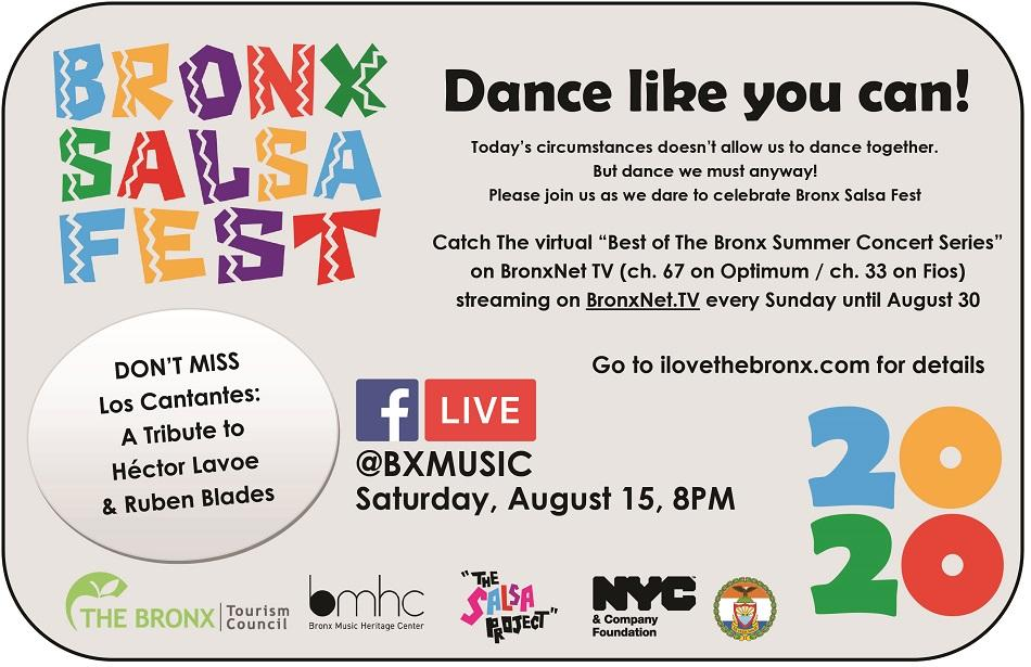 Bronx Salsa Fest: Dance Like You Can