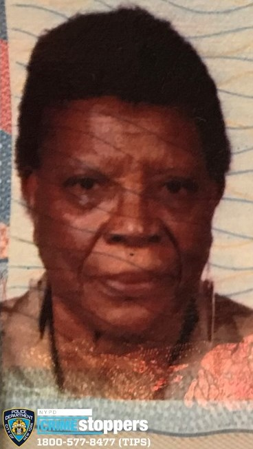 Angela Aberdeen, 75, Missing