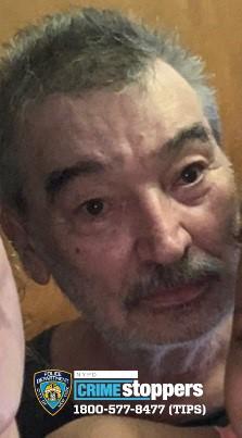 Antonio Soto Garcia, 72, Missing