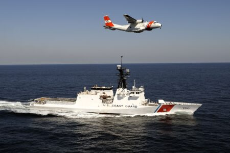 Happy Birthday To The U.S. Coast Guard & Thank You For Your 230 Years Of Service