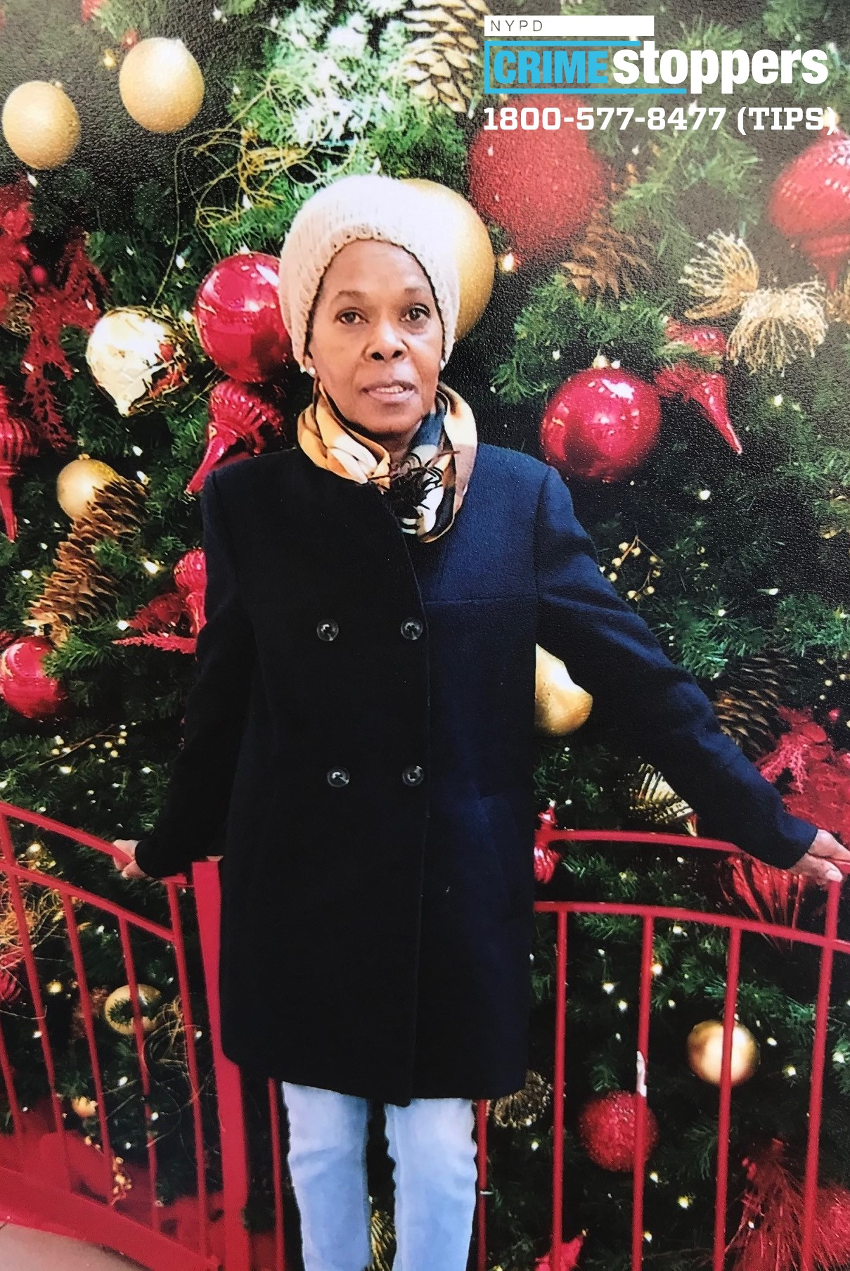 Celia Moore, 69, Missing