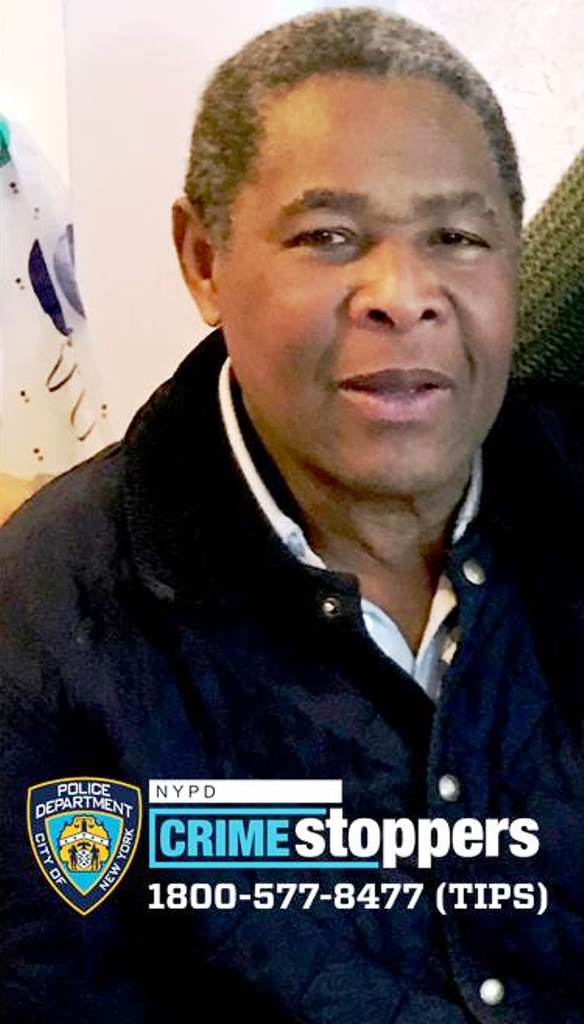 Fernando Fertidos, 72, Missing
