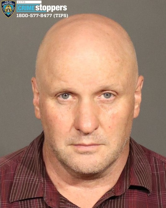 John Russell, 59, Arrested