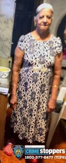 Kissundula Balgobin, 78, Missing