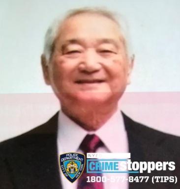 Kyou Lee, 81, Missing